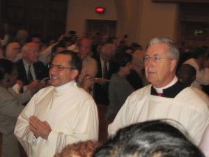 Matias Alejandro Hualpa rumbo a su ordenación