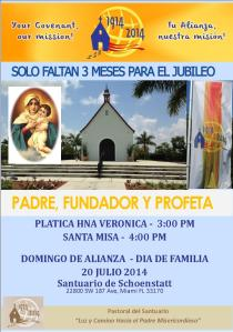 Invitacion Dia de Alianza