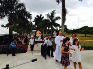 Pilgrimage May 2014
