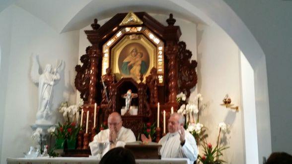 P. Marcelo & P. Jorge