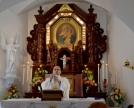 Primer aniversario ordenacion P. M. Hualpa