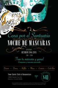 Cena por el Santuario 2015