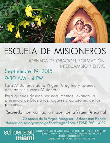 Escuela de Misioneros