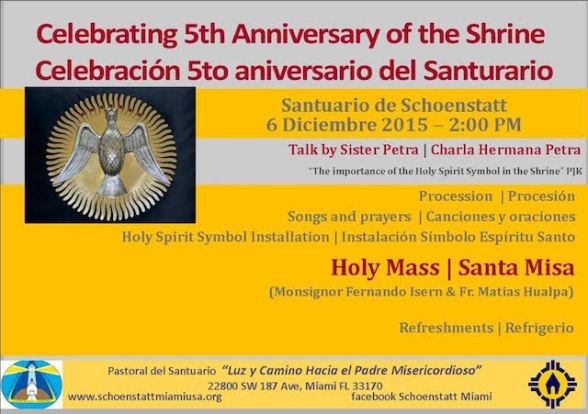 Aniversario Santuario Miami