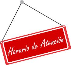 Horario de atenci n del santuario durante las festividades for Oficina de correos horario de atencion al publico
