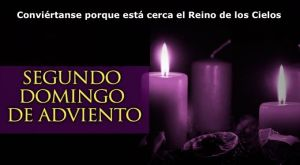 Segundo Domingo Adviento 2016
