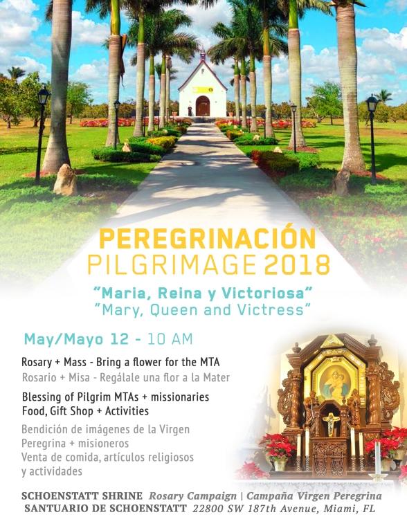 Peregrinación de Mayo 2018