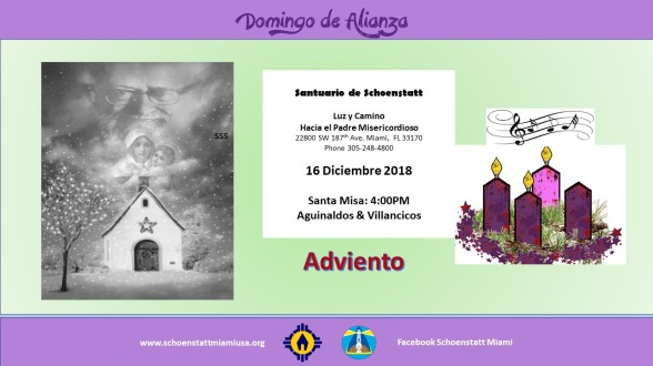 Invitacion 16 diciembre 2018